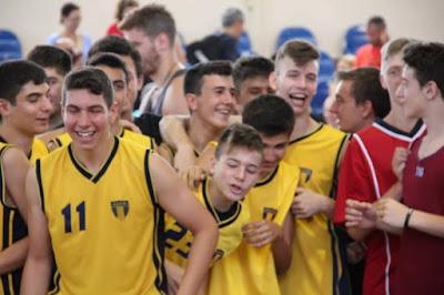 Τακτική στην ηλικία των 15-16 ετών - Η καλύτερη ηλικία - το παιδικό μπάσκετ