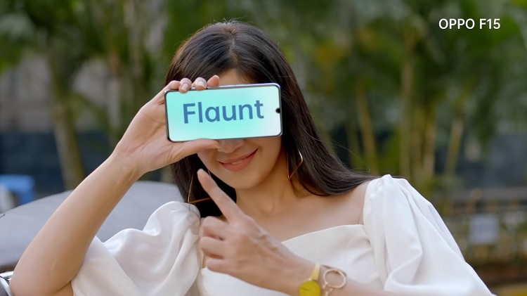 OPPO F15 Arrives in India