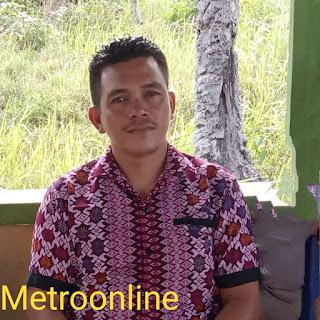 "Terpilih Kembali Anggota BPD Periode 2020-2026, Alamsah : ""Terimakasih Kepada Masyarakat Dusun Dua Pantai Harapan""."