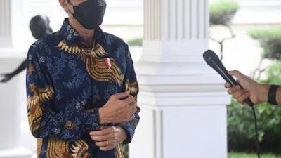 Presiden Joko Widodo Tanggapi Dengan Santun Kritikan Mahasiswa BEM UI