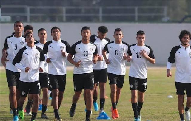 منتخب مصر للشباب يصل تونس استعدادا لبطولة شمال أفريقيا تحت 20 عام