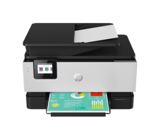 HP OfficeJet Pro 9019 Drivers Download