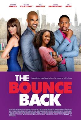 The Bounce Back 2016 DVD R1 NTSC Latino