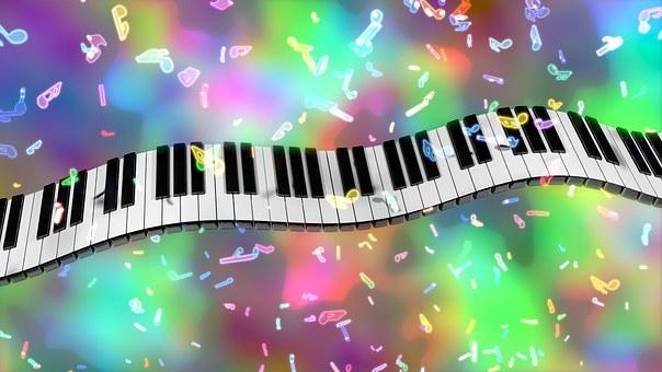 العاب بيانو على الكيبورد لنظامي الويندوز والماك