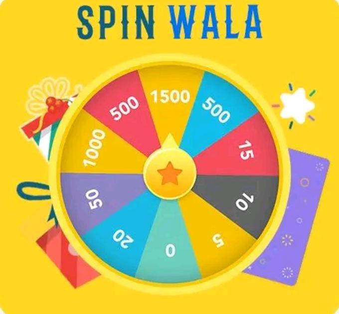 Spin Wala Latest Version ( Free Spin Wala)  - Thai Lotto