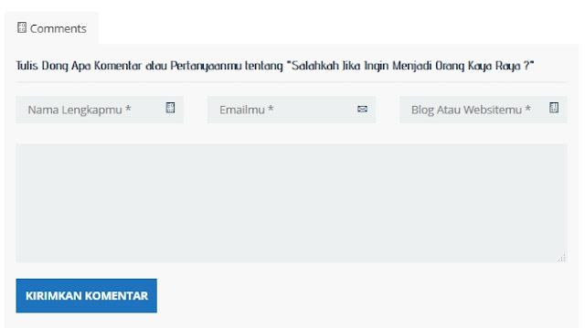 Rubah Leave A Reply WordPress