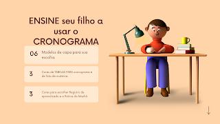 EDUCAÇÃO DOMICILIAR PLANNER PORTFOLIO