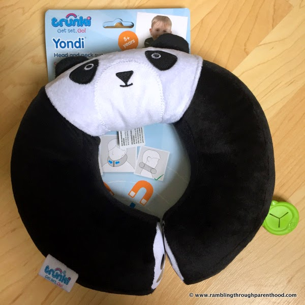 Yondi Panda by Trunki
