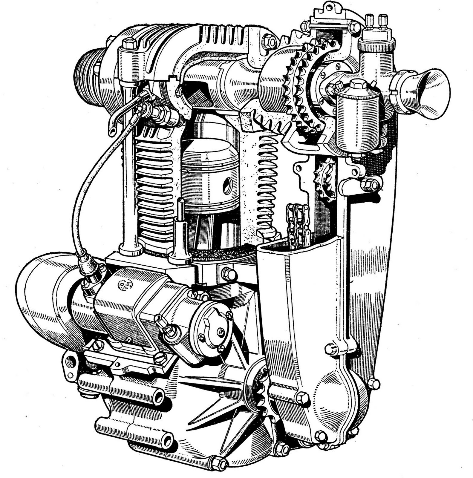 Images About Vintage Technology Sketches On