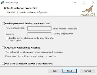 Installing MariaDB on Windows Session 5