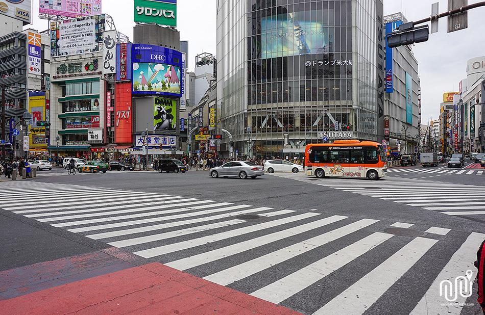 5 แยกชิบูย่า(Shibuya)
