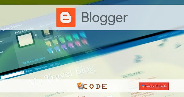 Blogger Layouts Version 2