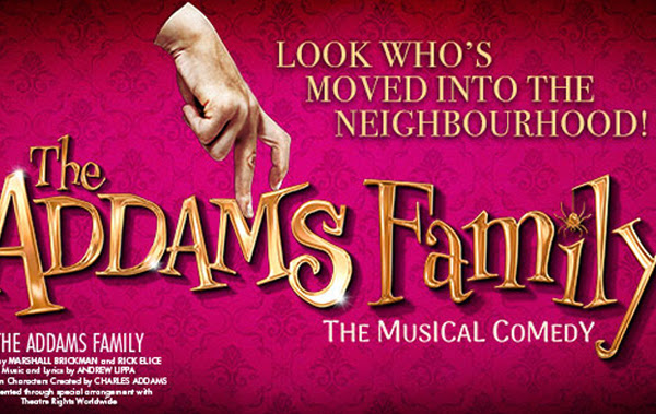 Joanne Clifton to play Morticia in The Addams Family UK & Ireland Tour
