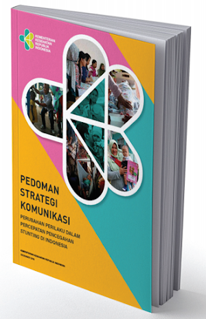 Ebook Pedoman Strategi Komunikasi Perubahan Perilaku dalam Percepatan Pencegahan Stunting di Indonesia