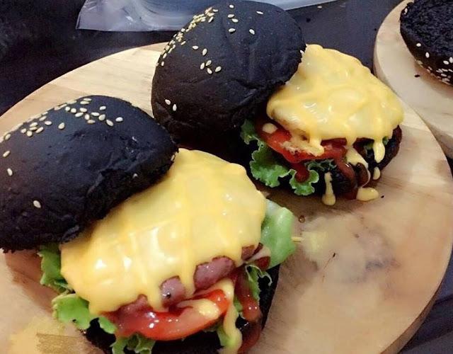 Burger Hitam Malang