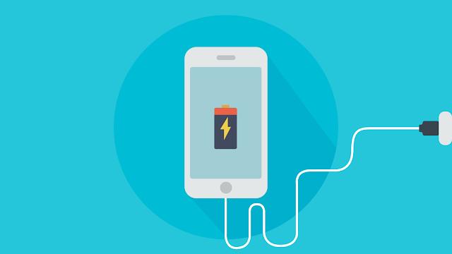 Cara Mengisi Baterai HP Android yang Benar
