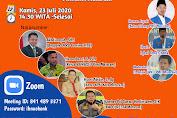 Kapolres Mataram Berharap PMII Bisa Berperan Aktif di Pilwakot Mataram