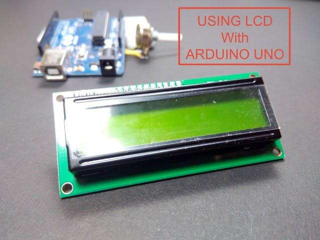 تشغيل شاشة LCD باستخدام اردوينو - 3 خطوات