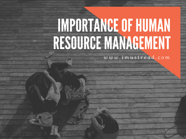 Why Managing Human Resources Is Important For Other Functions Of A Business
