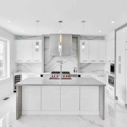 Interior design of your dream kitchen