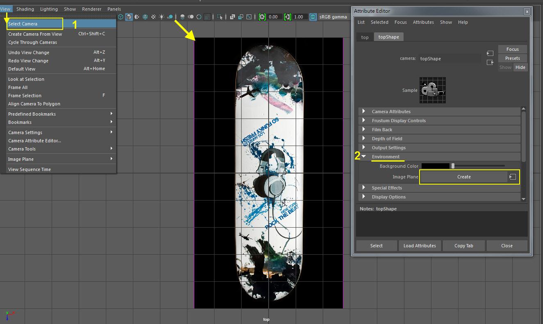 skateboard M 01