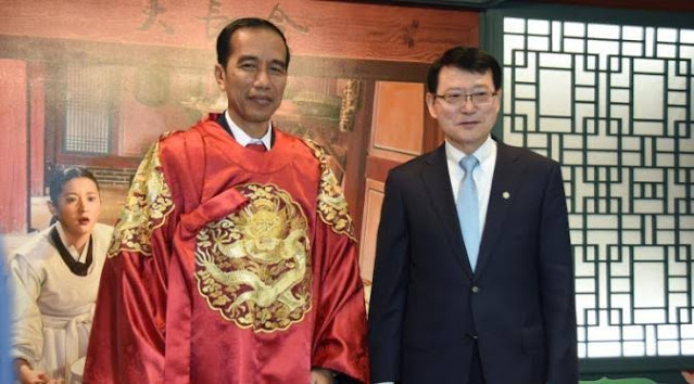 Andai Berani Sita Hasil Korupsi Rp11 Ribu Triliun, Jokowi Bakal Dianggap 'Manusia Setengah Dewa'