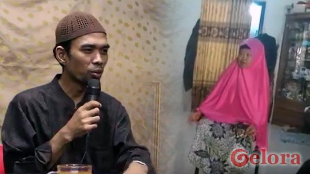 Ibu Ustaz Abdul Somad Mengira Anaknya Pakai Jin