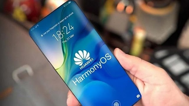 Huawei will launch Smartphones with Harmony OS to compete with Android