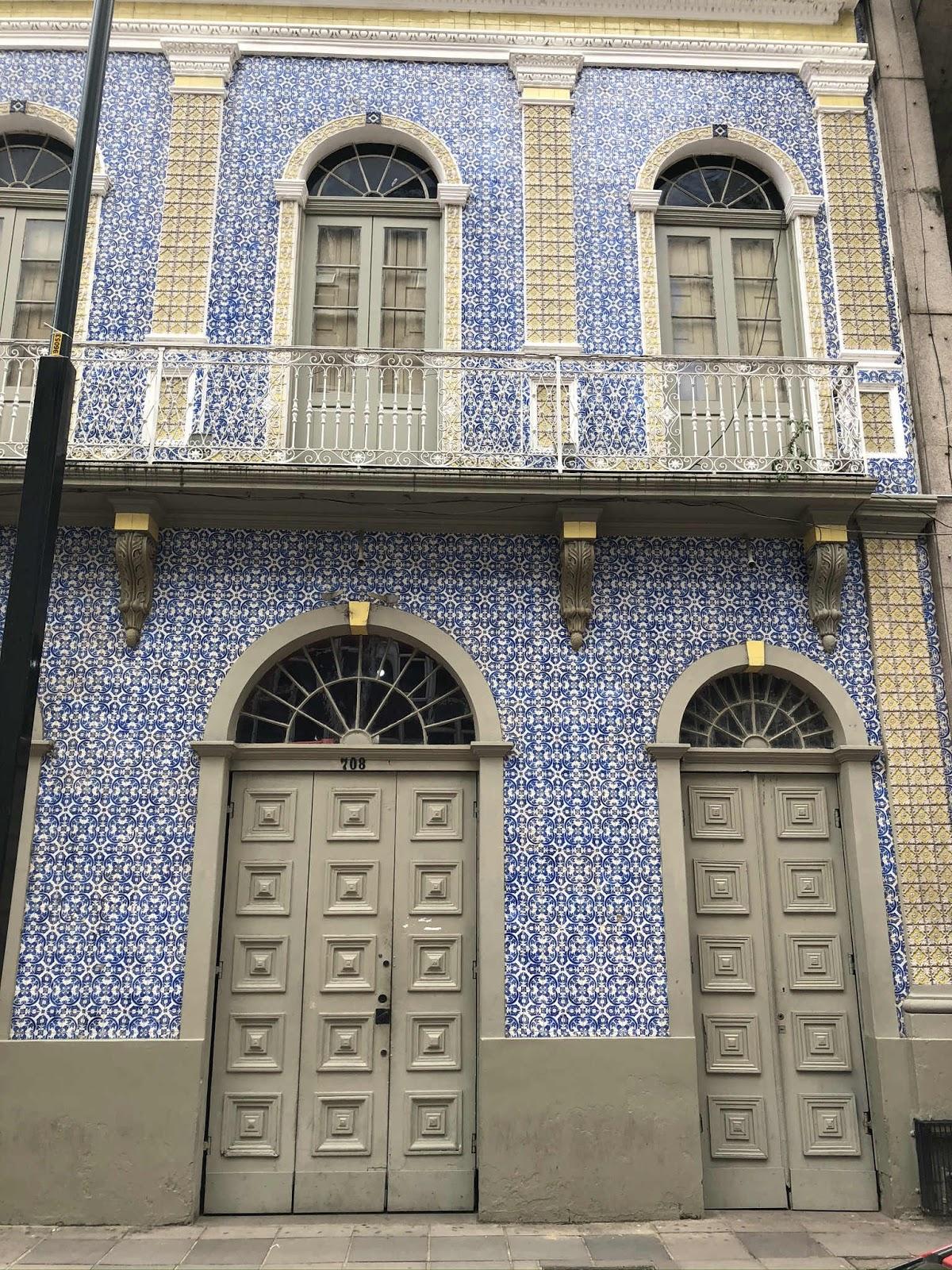 Pelas ruas de Porto Alegre