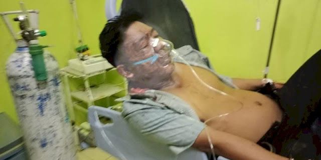 Gerebek Judi Dadu, Tim Satreskrim Polres Jember Disambut Ledakan Bom