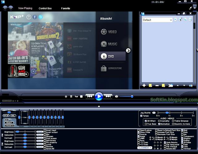 KMPlayer Latest Version of Windows 32 Bit 64 Bit