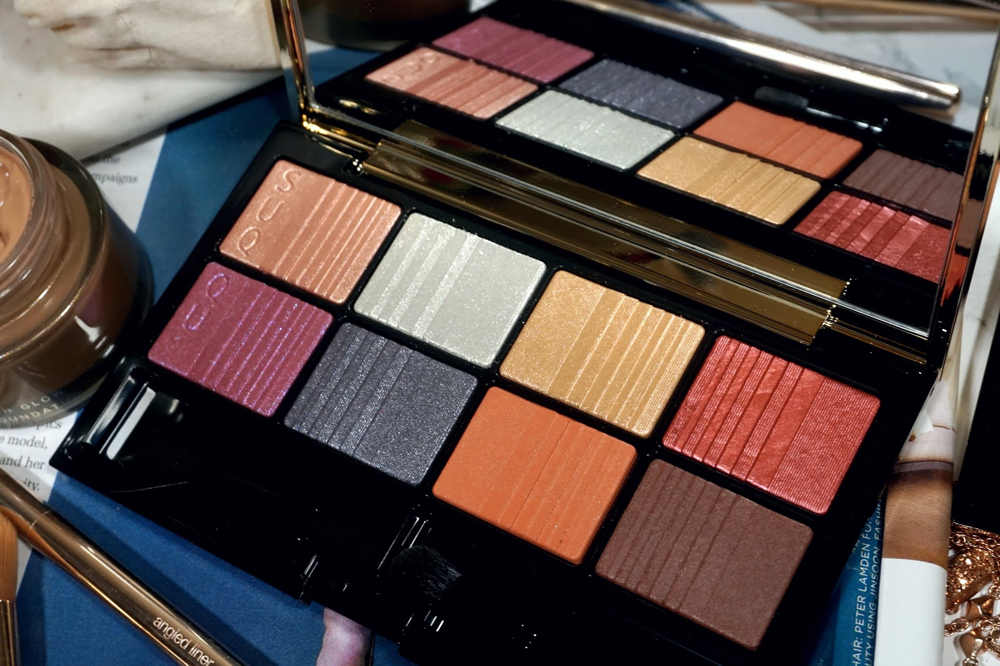 SUQQU 2020 Holiday Eyeshadow Palette Review and Swatches