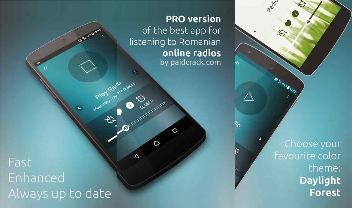 RO Radio Pro Mod Apk 6.4.2 [Paid]