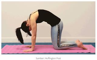 Cara Melakukan Peregangan Otot Pinggang