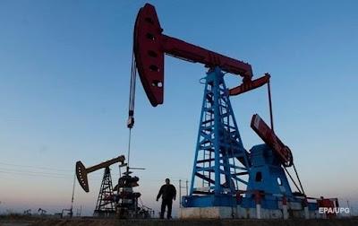 Обвал цен на нефть