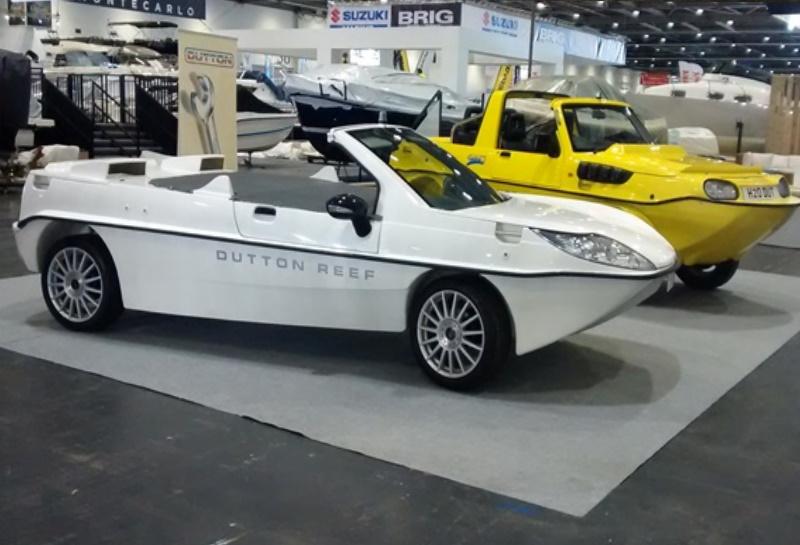Dutton Amphibious Cars