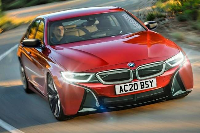 2022 BMW 3 Series Hybrid EV Revolution