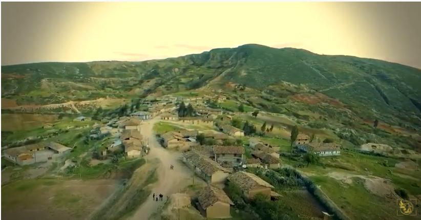 Huamborco, Pidán, Huacra, Moraspampa - Jalcahuasi - Sitacocha