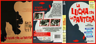 La lucha con la pantera. 1975.