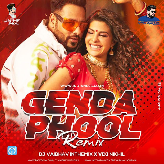 genda phool dj vaibhav in the mix