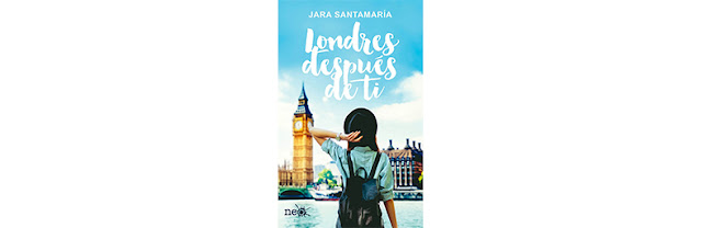 Reseña: Londres después de ti