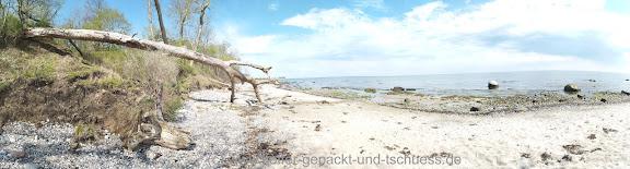 Steilküste Katharinenhof Fehmarn