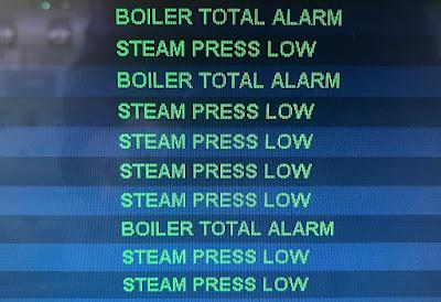 Boiler Total Alarm