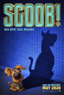 SCOOB! animated full length movie coming may 2020