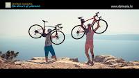 Biciklistička avantura slike otok Brač Online
