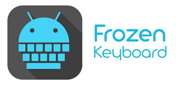 Frozen Keyboard - Unicode Myanmar v3.4.4 APK