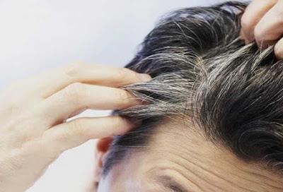 Reduce Premature Hair Whitening