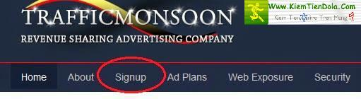 trafficmonsoon com