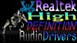 Realtek High Definition Audio Drivers 6.0.8787.1 WHQL For Windows