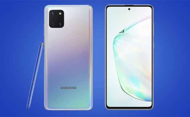 Comparison between Galaxy S10 Lite and Galaxy S10